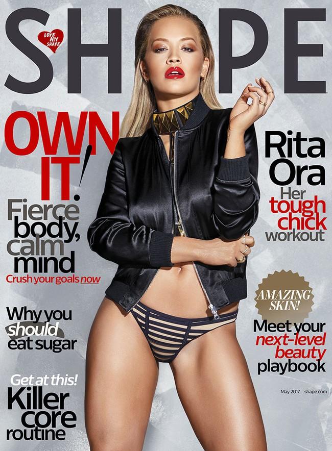 Rihanna - giọng ca vàng của nước Anh chia sẻ bí quyết tập luyện và ăn kiêng - Ảnh 1.