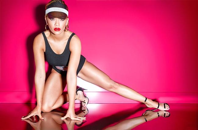 Rihanna - giọng ca vàng của nước Anh chia sẻ bí quyết tập luyện và ăn kiêng - Ảnh 4.