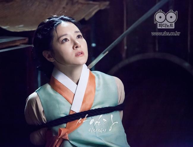 Rớt nước mắt với chuyện tình yêu nhau giữ ở trong lòng của Song Seung Hun - Lee Young Ae - Ảnh 1.