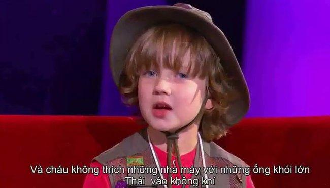 Người lớn sẽ phải bật cười, và sau đó xấu hổ sau khi nghe cậu bé 7 tuổi này nói chuyện - Ảnh 3.