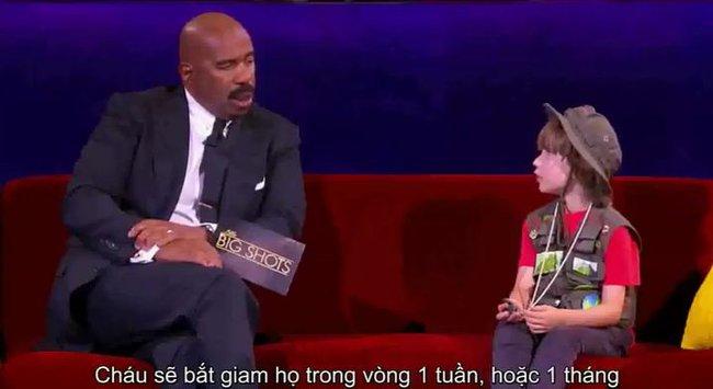 Người lớn sẽ phải bật cười, và sau đó xấu hổ sau khi nghe cậu bé 7 tuổi này nói chuyện - Ảnh 4.