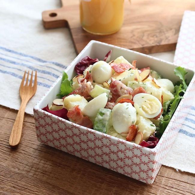 <a target='_blank' href='https://www.phunuvagiadinh.vn/salad-khoai-tay.topic'>Salad khoai tây</a> làm thế này ai không mê mới lạ - Ảnh 8.