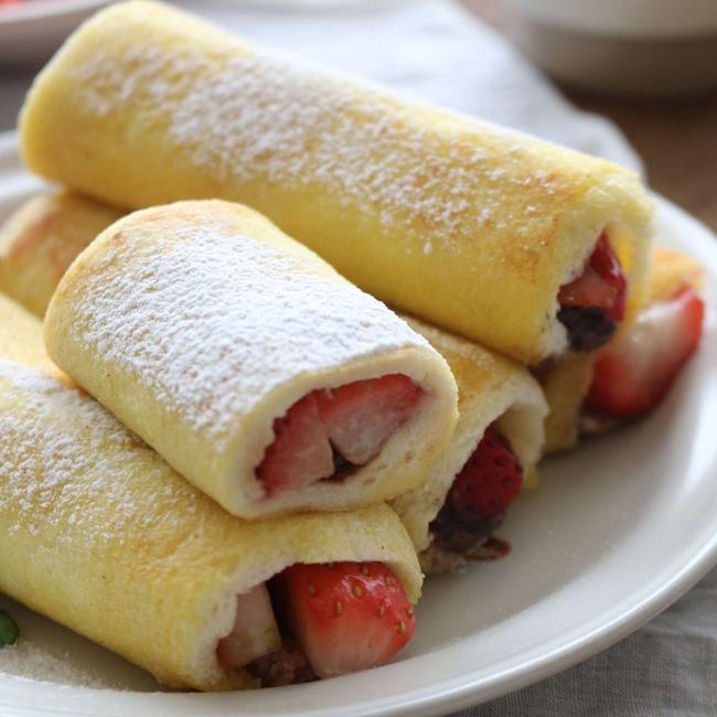 Đổi vị cho bữa sáng thật hoàn hảo với sandwich cuộn trái cây - Ảnh 5.