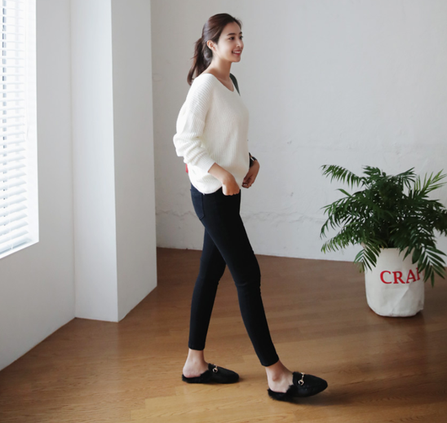 Khoe trọn đôi chân dài với legging, thì phải mặc như này mới đúng chuẩn nhé! - Ảnh 4.