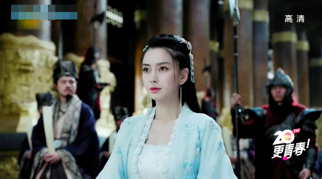 Chung Hán Lương trọng thương vì bị Angelababy... đâm nhầm - Ảnh 1.