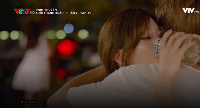 Kang Tae Oh say xỉn, khóc lóc van xin tình yêu của Nhã Phương - Ảnh 6.
