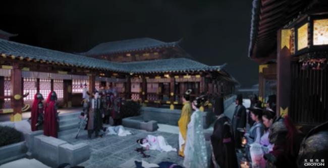 Chưa kịp ăn mừng vợ có thai, Chung Hán Lương đã bị bắt vào ngục - Ảnh 5.