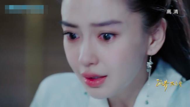 Angelababy khóc cạn nước mắt vì nghĩ rằng Chung Hán Lương đã chết - Ảnh 3.