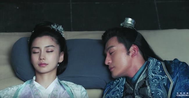 Từ khi Angelababy xuất hiện, Can Đình Đình lo ngại mất chồng - Ảnh 4.