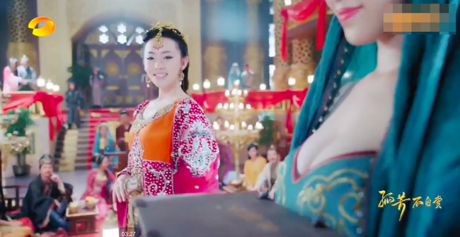 Nóng mắt với cảnh khoe nhảy múa trong phim của Angelababy - Ảnh 1.