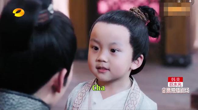 Chung Hán Lương vui như đứa trẻ vì lần đầu nghe con gọi cha - Ảnh 1.