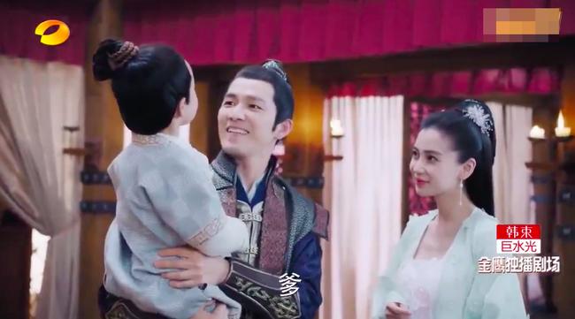 Chung Hán Lương vui như đứa trẻ vì lần đầu nghe con gọi cha - Ảnh 4.