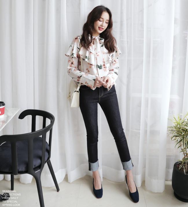 Điểm qua một vài cách diện đồ hay ho với cặp đôi kinh điển: quần jeans và sơmi - Ảnh 14.