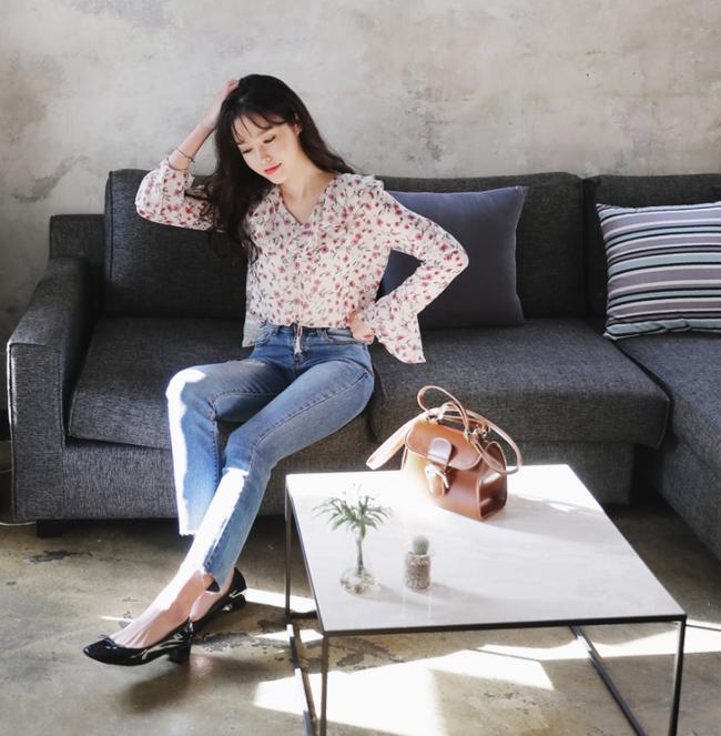 Điểm qua một vài cách diện đồ hay ho với cặp đôi kinh điển: quần jeans và sơmi - Ảnh 17.