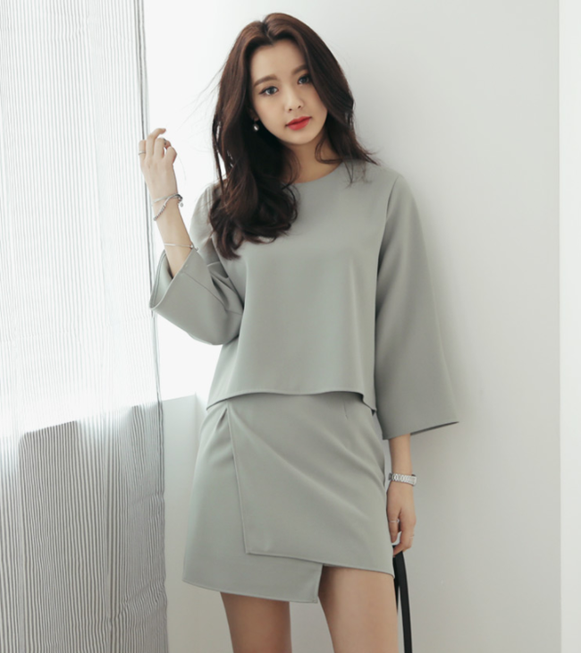 Những cách mix đồ cho mùa mới bạn có thể ứng dụng ngay khi lượn lờ qua các shop đồ online của Hàn - Ảnh 15.
