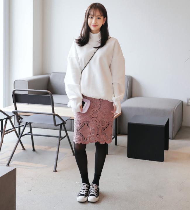 Những cách mix đồ cho mùa mới bạn có thể ứng dụng ngay khi lượn lờ qua các shop đồ online của Hàn - Ảnh 17.