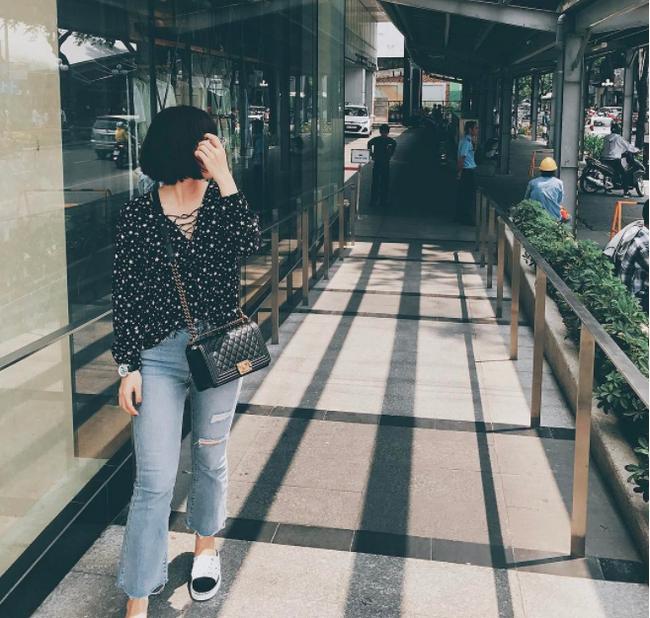 Điểm mặt 4 kiểu quần jeans đang được kiều nữ Việt kết nhất - Ảnh 17.