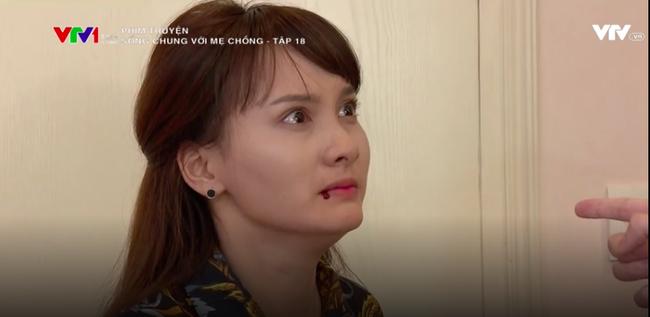 Bị chồng đánh bật máu, nàng dâu Bảo Thanh vẫn bị khán giả chỉ trích dữ dội - Ảnh 3.