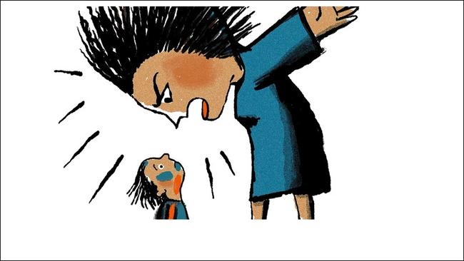 Chuyên gia gợi ý cách ứng xử giúp bố mẹ bớt to tiếng và quát tháo con - Ảnh 1.