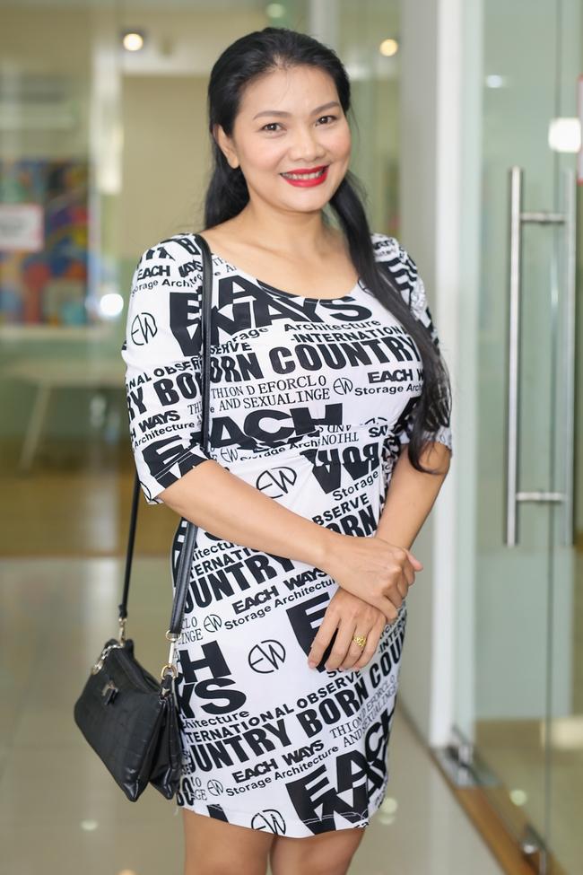 Nữ diễn viên đóng nhiều cảnh nóng nhất VN đưa con gái đi casting The Face - Ảnh 3.