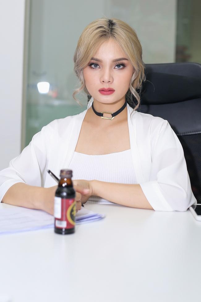 Xôn xao khi hotgirl giật chồng Mi Du vẫn đường hoàng xuất hiện ở The Face dù đã trượt từ vòng bình chọn - Ảnh 6.