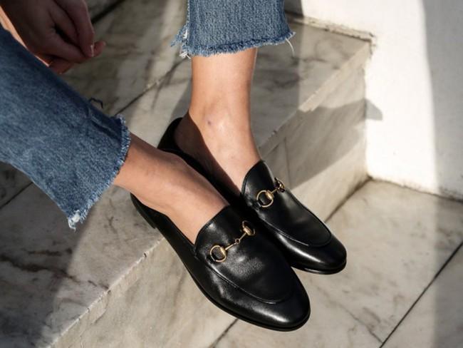 Những mẫu giày bệt thoải mái cho ngày nàng công sở quá mệt mỏi vì giày cao gót - Ảnh 13.