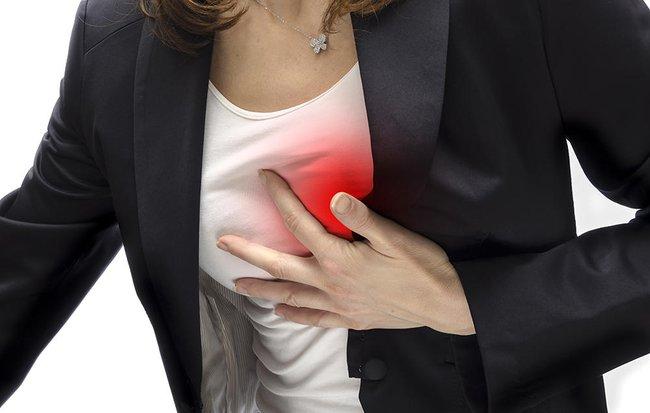 Rất nhiều chị em bị nhồi máu cơ tim vì nguyên do không mấy người biết - Ảnh 1.