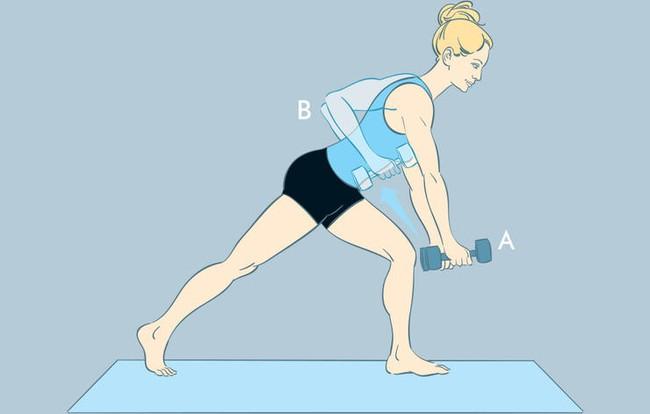 5 động tác yoga chỉ cần tập 3 lần/tuần là đã giúp bạn có vòng 2 phẳng lì đón Tết - Ảnh 2.