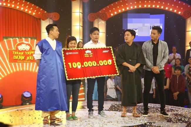 Bị tố lừa gạt, hot boy trà sữa vẫn giành 100 triệu từ Trấn Thành - Ảnh 6.