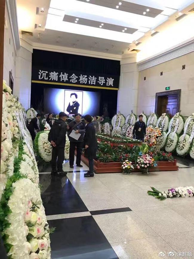 Dàn diễn viên Tây Du Ký tề tựu trong đám tang nữ đạo diễn Dương Khiết - Ảnh 13.