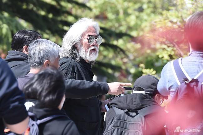 Dàn diễn viên Tây Du Ký tề tựu trong đám tang nữ đạo diễn Dương Khiết - Ảnh 11.