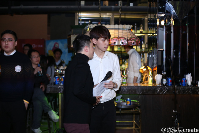 Trần Hoằng Thần - Bạn trai hoàn hảo của Phi thường hoàn mỹ - Ảnh 10.