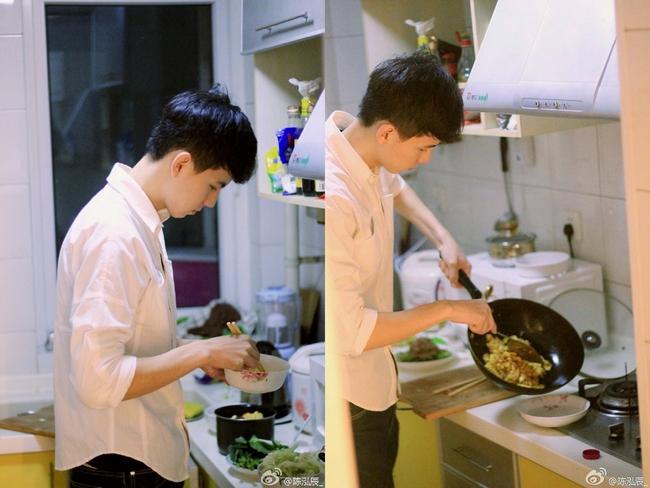 Trần Hoằng Thần - Bạn trai hoàn hảo của Phi thường hoàn mỹ - Ảnh 4.