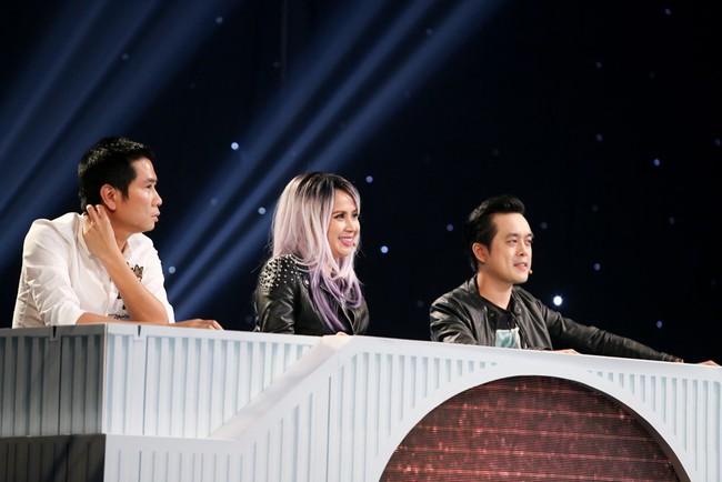 The Remix 2017 chính thức lên sóng, bạn thân Tóc Tiên hạ đo ván S.T - Ảnh 1.