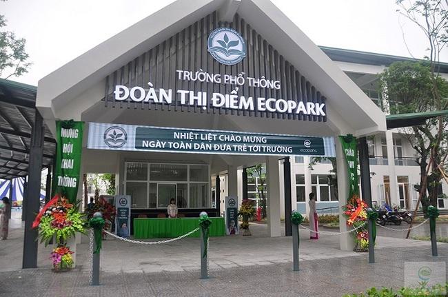 Phụ huynh khiếu nại Trường PT Đoàn Thị Điểm Ecopark về thực phẩm cho học sinh - Ảnh 2.