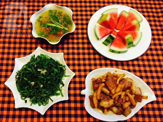 Mẹ Tít chia sẻ thực đơn cho cả tuần ngon đẹp đủ chất - Ảnh 2.