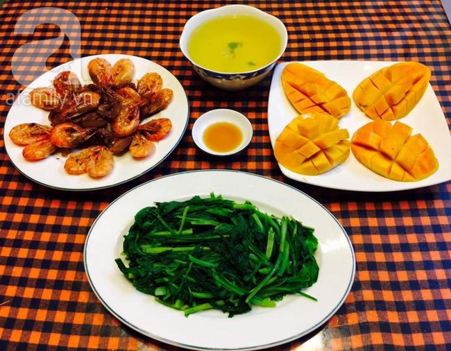 Mẹ Tít chia sẻ thực đơn cho cả tuần ngon đẹp đủ chất - Ảnh 4.
