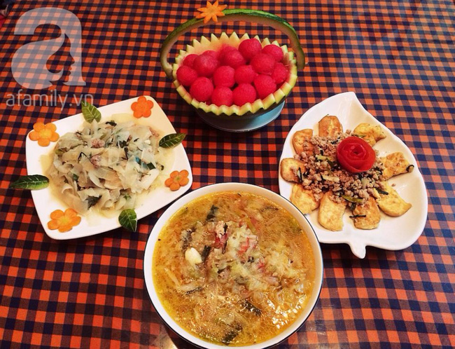 Mẹ Tít chia sẻ thực đơn cho cả tuần ngon đẹp đủ chất - Ảnh 5.