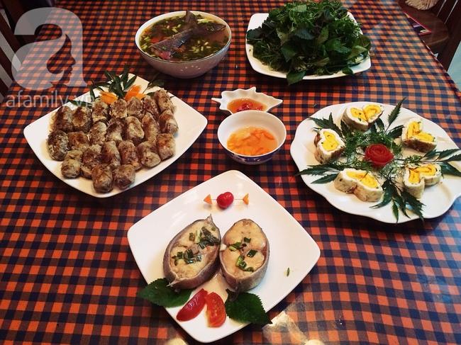 Mẹ Tít chia sẻ thực đơn cho cả tuần ngon đẹp đủ chất - Ảnh 6.