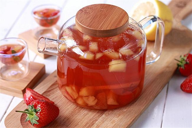 Không chỉ ngon thôi đâu, món trà trái cây này còn giúp bạn thanh lọc cơ thể siêu hiệu quả đấy - Ảnh 5.