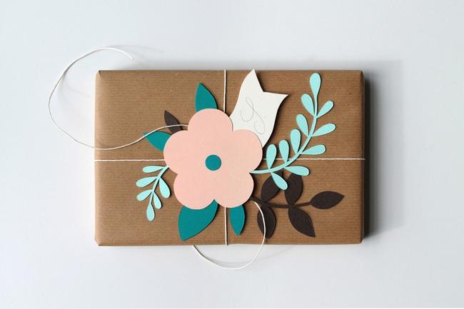 5 cách trang trí hộp quà đơn giản siêu đẹp - Ảnh 10.