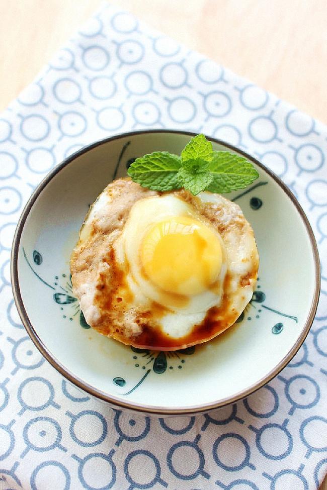 Ngon lạ món trứng cút hấp thịt đổi món cho cả nhà - Ảnh 3.