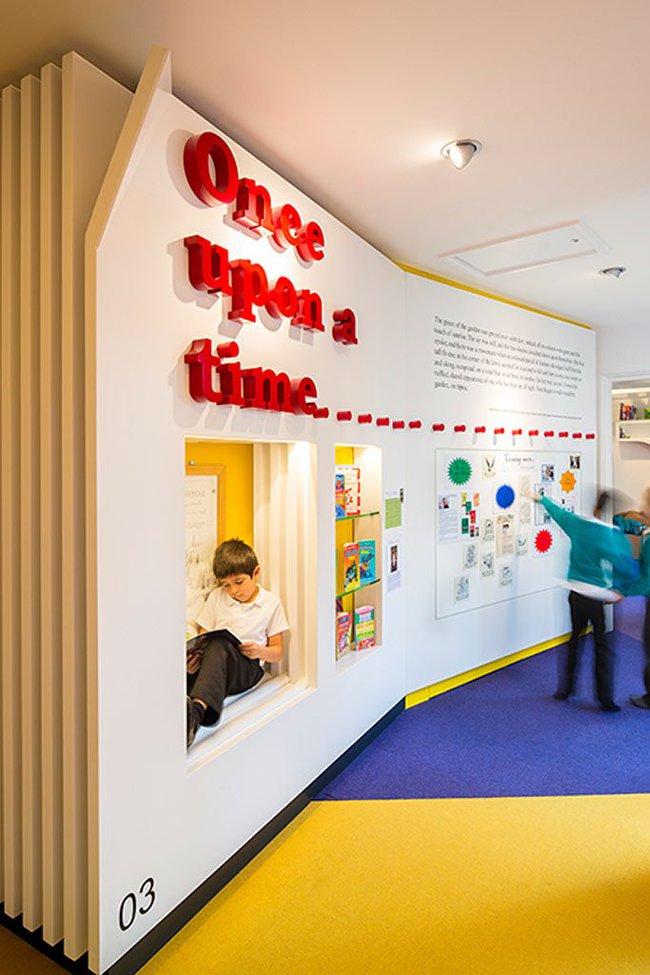 Những trường học được thiết kế như một tác phẩm nghệ thuật đầy cảm hứng trên thế giới - Ảnh 1