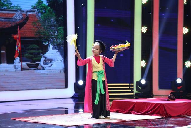 Thị Mầu 6 tuổi siêu đáng yêu khiến Mỹ Linh, Trấn Thành phát cuồng - Ảnh 5.