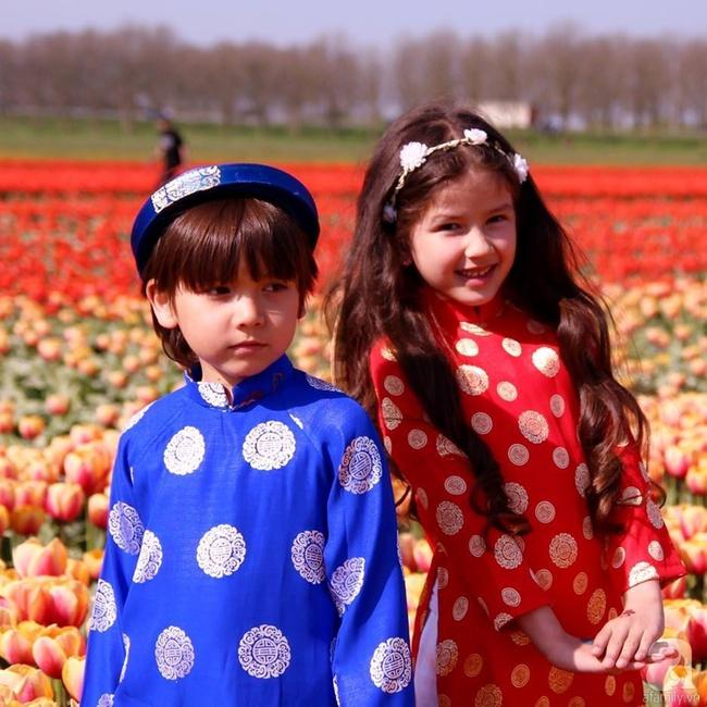 Vẻ đẹp cuốn hút của hoàng tử lai mang 2 dòng máu Việt – Hà Lan - Ảnh 12.
