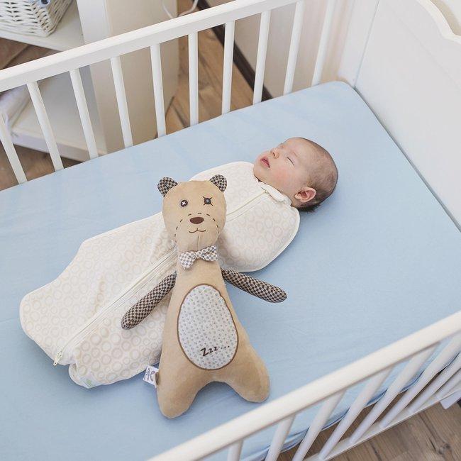 7 biện pháp kỳ lạ nhưng hiệu quả không ngờ để ru bé ngủ - Ảnh 1.