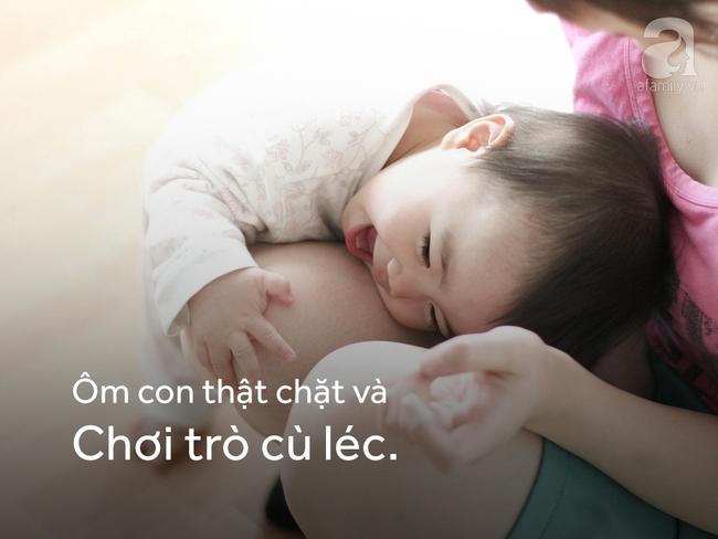 Chỉ cần 5 giây mỗi ngày để trở thành bố mẹ tuyệt vời trong mắt con - Ảnh 13.