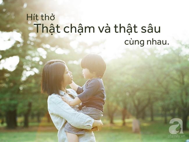 Chỉ cần 5 giây mỗi ngày để trở thành bố mẹ tuyệt vời trong mắt con - Ảnh 24.