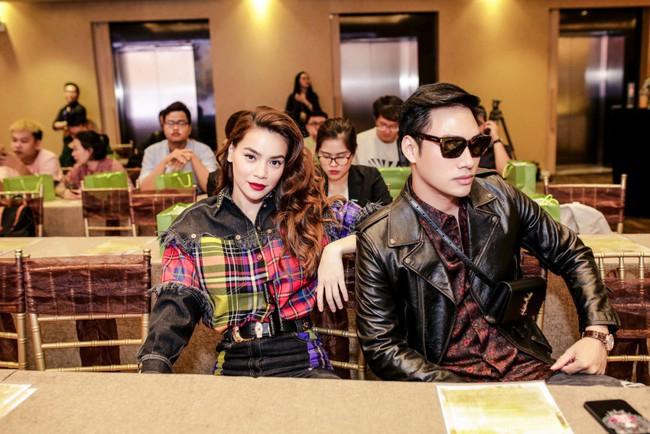 Hồ Ngọc Hà chất phát ngất khi đứng cạnh chị đại Next Top Model - Cindy Bishop - Ảnh 5.