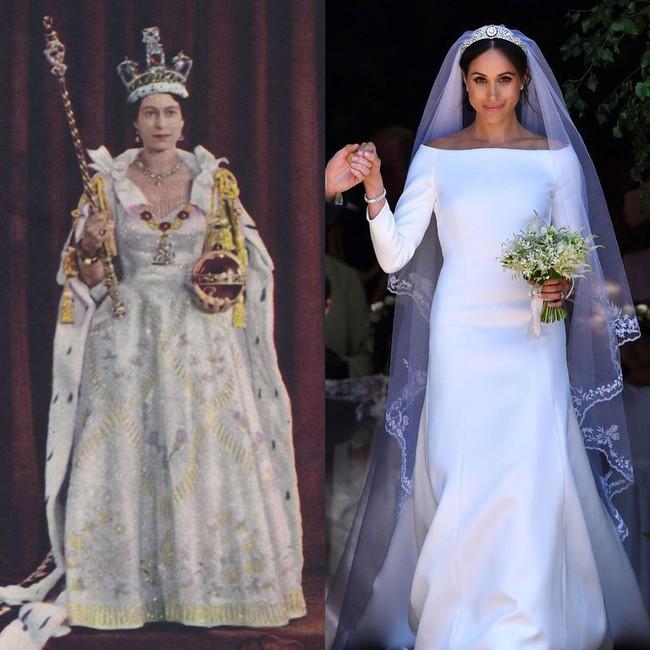 Hơn 4 tháng sau đám cưới, Meghan tiết lộ bí mật giấu bên trong chiếc váy cưới hơn 6 tỷ đồng khiến người hâm mộ lịm tim đòi học theo - Ảnh 7.